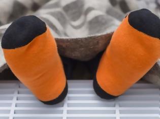 Φωτογραφία για Εννιά τρόποι για να ζεστάνετε το υπνοδωμάτιο χωρίς να ανοίξετε θέρμανση