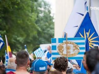 Φωτογραφία για Tο μεγάλο συλλαλητήριο για τη #Μακεδονία μας στη Θεσσαλονίκη. Δείτε φώτο στο TVNEA.COM !