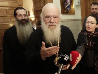 Φωτογραφία για Ιερώνυμος: Η Εκκλησία δεν δέχεται ούτε το όνομα, ούτε τα παράγωγα της λέξης «Μακεδονία»
