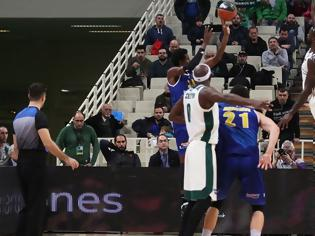 Φωτογραφία για Παναθηναϊκός-Λαύριο 120-118: Απρόσμενο ματς-διαφήμιση του μπάσκετ
