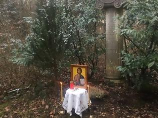 Φωτογραφία για Η Ιερά Μητρόπολη Γερμανίας τέλεσε επιμνημόσυνη δέηση στον τάφο του Καραθεοδωρή, στο Μόναχο