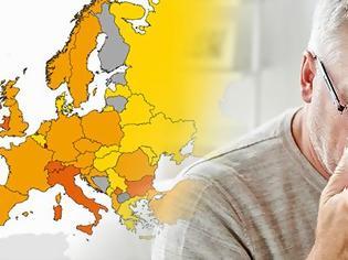 """Φωτογραφία για Σε """"πολιορκία"""" η Ελλάδα από τη γρίπη – Έξαρση και επιδημίες από τον ιό στις γειτονικές χώρες"""