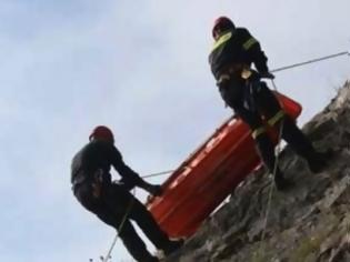 Φωτογραφία για Τρίκαλα: Απεγκλωβίστηκε 46χρονος που έπεσε με το αυτοκίνητό του σε χαράδρα