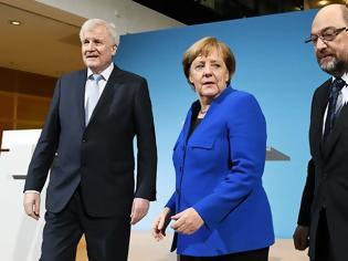 Φωτογραφία για Γερμανία: Πιθανή νέα παράταση των διαπραγματεύσεων για τον σχηματισμό κυβέρνησης