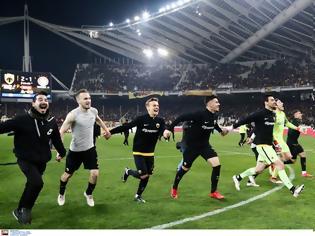 Φωτογραφία για ΑΕΚ - Ολυμπιακός 2-1: Νέα νίκη και μεγάλη πρόκριση στους «4» του Κυπέλλου Ελλάδας! (ΒΙΝΤΕΟ)