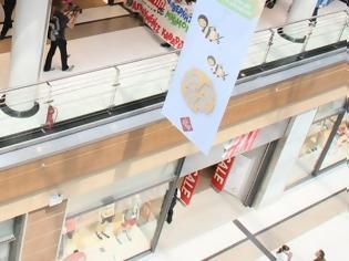 Φωτογραφία για Δύο ανήλικες Βουλγάρες έκλεβαν πορτοφόλια από πελάτες εμπορικού κέντρου, στο Μαρούσι