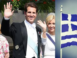 Φωτογραφία για Δείτε την ανάρτηση του γιου του τέως βασιλιά Κωνσταντίνου για την Μακεδονία - «Μακεδονία = Ελλάς = Ενωμένο Έθνος»