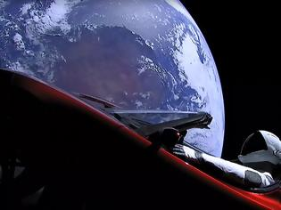Φωτογραφία για SpaceX: Το Tesla του Έλον Μασκ «ξεπέρασε» τον Άρη και πάει... πιο μακριά!