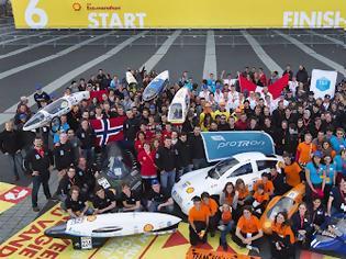 Φωτογραφία για 28ος  Ευρωπαϊκός Μαραθώνιος Οικονομίας της Shell: Νέο Πανελλήνιο ρεκόρ!