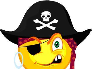 Φωτογραφία για ΑΝΕΚΔΟΤΟ: Ο πειρατής!