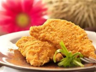 Φωτογραφία για Φιλέτο κοτόπουλο πανέ φούρνου