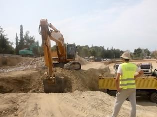 Φωτογραφία για Ξεκινά η δεύτερη φάση κατασκευής του γηπέδου της ΑΕΚ