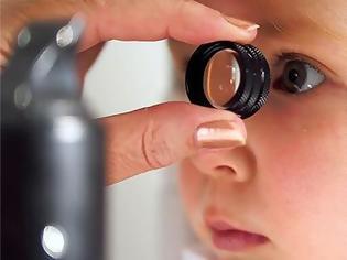 Φωτογραφία για Πότε πρέπει να πάτε ένα παιδί στον οφθαλμίατρο;