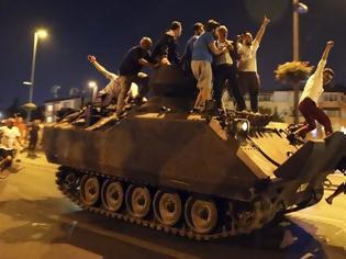 Φωτογραφία για Τουρκία: Ισόβια σε 64 στρατιωτικούς για το αποτυχημένο πραξικόπημα