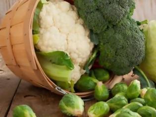 Φωτογραφία για Διατροφικό «crash test» στα λαχανικά του χειμώνα