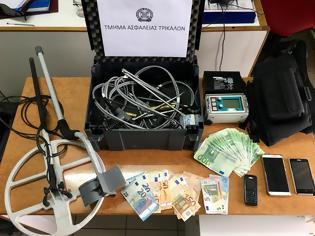 Φωτογραφία για Με πλαστά χαρτονομίσματα στα Τρίκαλα