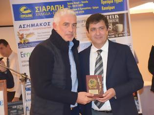 Φωτογραφία για ΕΠΣ Εύβοιας: Παραμένει πρόεδρος ο Γιάννης Παπακωνσταντίνου ενώ διώκεται σε βαθμό κακουργήματος για τους στημένους αγώνες αλλά και την σύσταση συμμορίας!