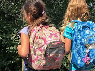 Φωτογραφία για Δημήτρης Νατσιός, Το πρόβλημα είναι «η τσάντα στο σχολείο» ή το περιεχόμενο της τσάντας;