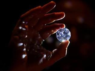 Φωτογραφία για «Το πιο σπάνιο λευκό διαμάντι» θα δημοπρατηθεί από τον οίκο Sotheby's