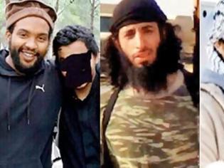 Φωτογραφία για Συρία: Συνελήφθησαν και οι άλλοι δύο «Beatles» του Ισλαμικού Κράτους