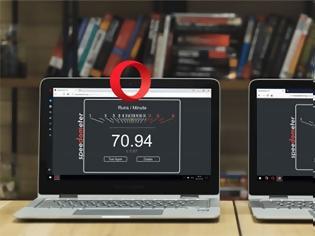Φωτογραφία για Opera 51: Διαθέσιμη η τελική έκδοση και είναι 38% ταχύτερη από τον Firefox Quantum