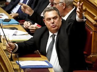 Φωτογραφία για Έφτασε στη Βουλή η δικογραφία για τα βλήματα: Για απιστία ελέγχεται ο Καμμένος