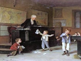 Φωτογραφία για Άγιος Ιωάννης ο Χρυσόστομος - Τι πρέπει να λέει ο δάσκαλος στους μαθητές;