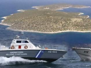 Φωτογραφία για Οι Τούρκοι εμβόλισαν σκάφος του Λιμενικού στα Ίμια – Σπεύδουν πολεμικά πλοία