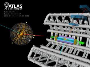 Φωτογραφία για CERN : Η ακριβέστερη μέτρηση της μάζας του μποζονίου W