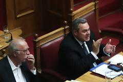 Πρόταση νόμου Πάνου Καμμένου για αλλαγή του νόμου περί ευθύνης υπουργών