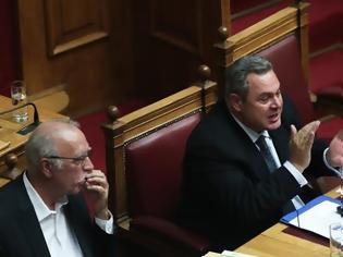Φωτογραφία για Πρόταση νόμου Πάνου Καμμένου για αλλαγή του νόμου περί ευθύνης υπουργών