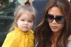 Πόσο χαριτωμένη είναι η κόρη της Victoria Beckham;