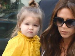 Φωτογραφία για Πόσο χαριτωμένη είναι η κόρη της Victoria Beckham;