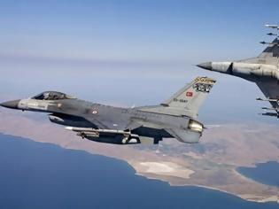Φωτογραφία για Τεντώνει το σχοινί η Τουρκία - 52 παραβιάσεις σε μια μέρα στο Αιγαίο