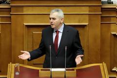 Χαρακόπουλος: Πότε θα σταματήσει ο εμπαιγμός για τα αναδρομικά των ενστόλων;