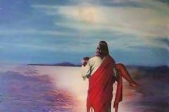 Πατημασιές στην άμμο. Διδακτική ιστορία