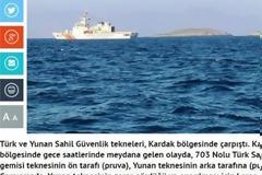 Νέο επεισόδιο στήνουν οι Τούρκοι στα Ίμια: 11 πολεμικά πλοία γύρω από τις βραχονησίδες