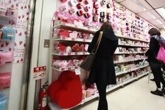 Eνα δισ. ευρώ δίνουν για σοκολάτες οι ερωτευμένοι Ιάπωνες