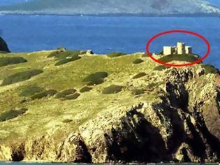 Φωτογραφία για Σε αυτή τη νησίδα, δίπλα στα Ίμια, χτίζουν στρατιωτικό φυλάκιο οι Τούρκοι