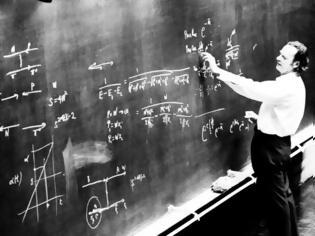 Φωτογραφία για Richard Phillips Feynman: ο μεγάλος επιστήμονας και δάσκαλος