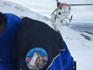 Φωτογραφία για Ελβετία: Χιονοστιβάδα παρέσυρε τουλάχιστον 12 ορειβάτες - Δύο σοβαρά τραυματίες