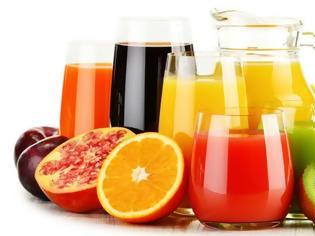 Φωτογραφία για Γιατί δεν πρέπει να πίνετε φρέσκο χυμό φρούτων με άδειο στομάχι;
