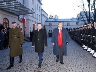 Φωτογραφία για Επίσημη επίσκεψη ΥΕΘΑ Πάνου Καμμένου στην Πολωνία
