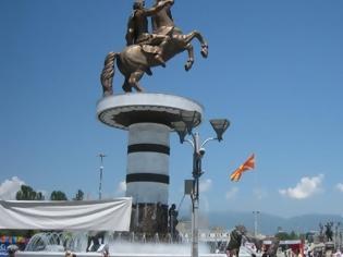 Φωτογραφία για Προς «αποκαθήλωση» το project «Σκόπια 2014» - Στο «στόχαστρο» ο έφιππος Μέγας Αλέξανδρος
