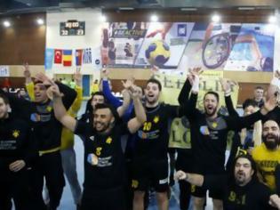 Φωτογραφία για Η ΑΕΚ στα προημιτελικά του Challenge Cup θα αντιμετωπίσει την Μπέρχεμ