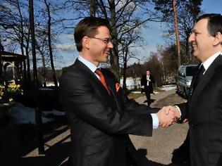 Φωτογραφία για Ο Μπαρόζο έγινε λομπίστας της Goldman Sachs και συναντήθηκε με τον αντιπρόεδρο της Κομισιόν