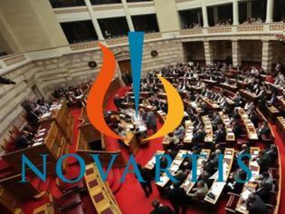 Φωτογραφία για Υπόθεση Novartis: Ψηφοφορία στη Βουλή για την Προκαταρκτική Επιτροπή
