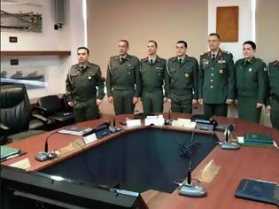 Φωτογραφία για Σύσκεψη Υπασπιστών Διοίκησης στο ΓΕΣ