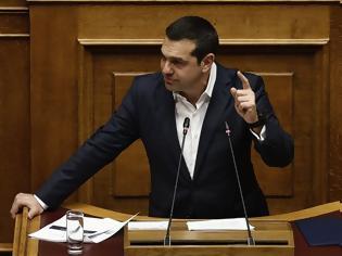 Φωτογραφία για Τσίπρας στη Βουλή: «Δεν έχετε το θάρρος να αναλάβετε ούτε την πολιτική ευθύνη για το σκάνδαλο Novartis» (ΒΙΝΤΕΟ)