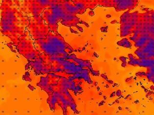Φωτογραφία για Βιβλική καταστροφή προβλέπουν οι επιστήμονες για την Ελλάδα - Ποιες πόλεις κινδυνεύουν